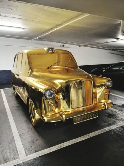 Gold Colored