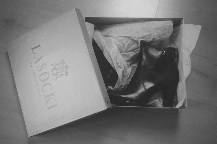 My New Boots Fashion Style Polish Product happy! :)
