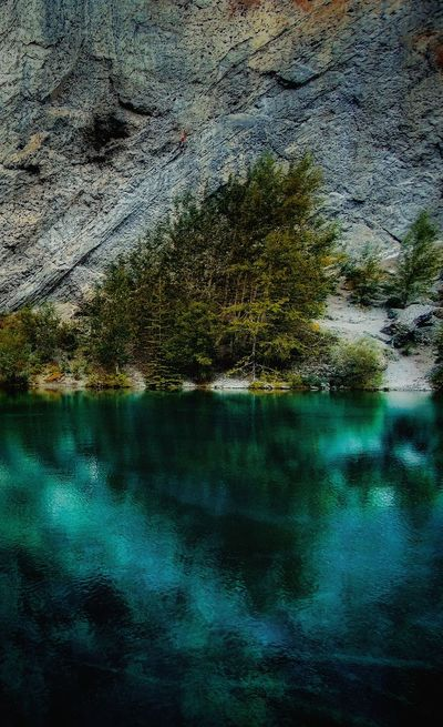 mountain climber Tree Climber Mountain Canadian Rockies  Mountain Addict Water Reflection Day Full Frame Lake Outdoors Nature