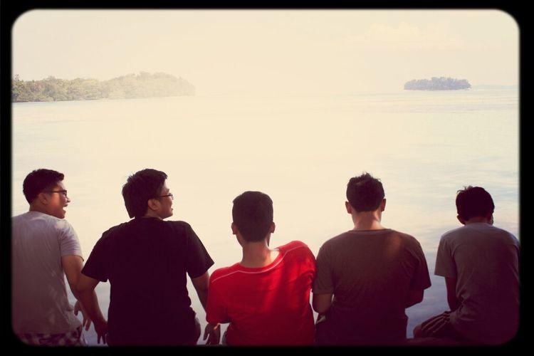 Pulau Kelapa, Kep.Seribu #havingfun #fun #qualitytime #paradise #holiday