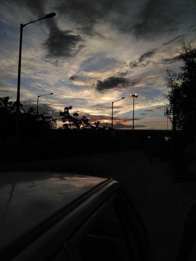 Sunset Evening Bangalore
