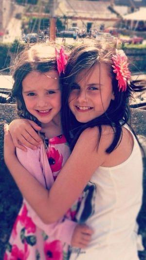 My 2 Gorgeous Girls