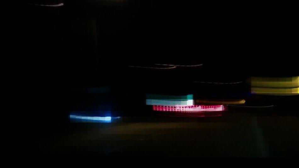 Night Dark Cars