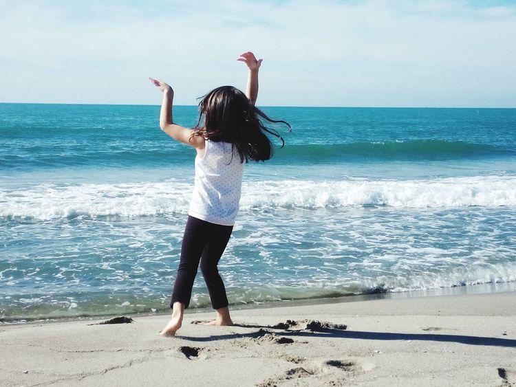 Dancing with the sea III