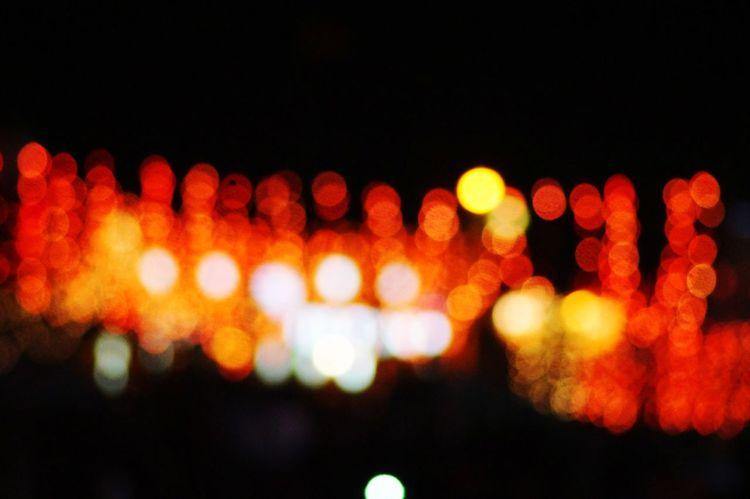 Defocused Night Illuminated Close-up Technology No People Cloud - Sky Sky Hills Reflection Cityscape Mountains Lights Lightning Mussoorie Mussooriediaries