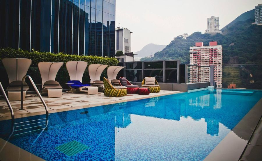 Pool HongKong Arhitecture 2014