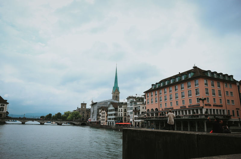 I lost in Zurich. Travel Destinations Travel Traveling Travel Photography Backpack Lifestyles EyeEm Best Shots Streetphotography Street Street Life EyeEm Selects Politics And Government City Water Cityscape History Government Sky Architecture Building Exterior Built Structure Street Scene