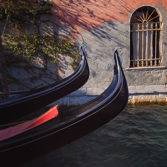No people gondola in Venice in Italy Best Tour Ever Boat Cityscape Famous Place Gondola Gondole In Venice Holiday Italy Landscape Mode Of Transport Nautical Vessel No People Outdoors Shadow Transportation Travel Travel Destinations Travel Photography Venezia Venice, Italy Water Waterfront венеция гондола