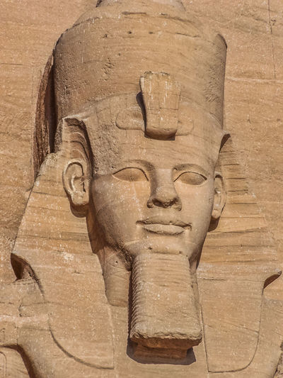 Pharaoh Ancient Ancient Civilization Architecture Aswan Egypt Carving - Craft Product Close-up Egypt Egyptology No People Outdoors Pharaoh Religion Sculpture Spirituality Statue Travel Destinations
