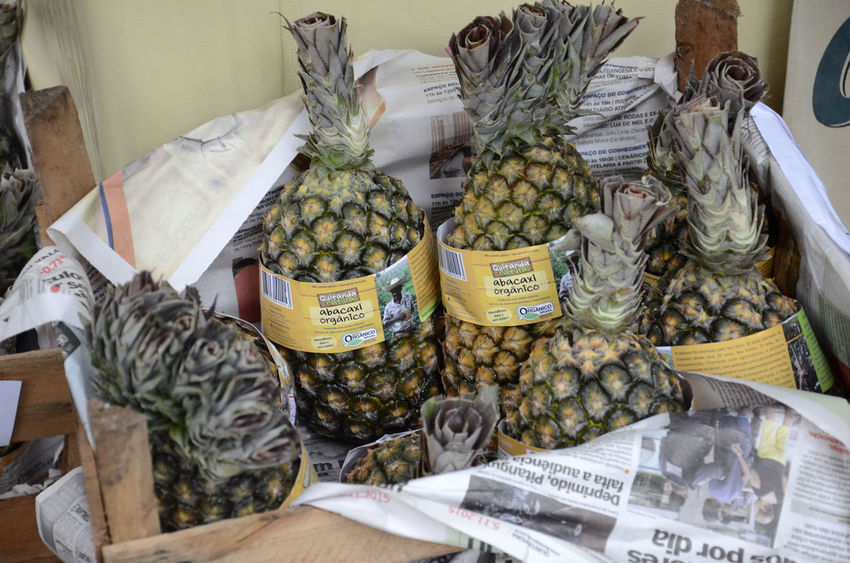 Alexandre Macieira Choice Collection Feira Organica Food For Sale Group Of Objects Healthy Eating Large Group Of Objects Market Market Market Stall Organic Organic Markets Pineapple Retail  Rio Rio De Janeiro Small Business Variation