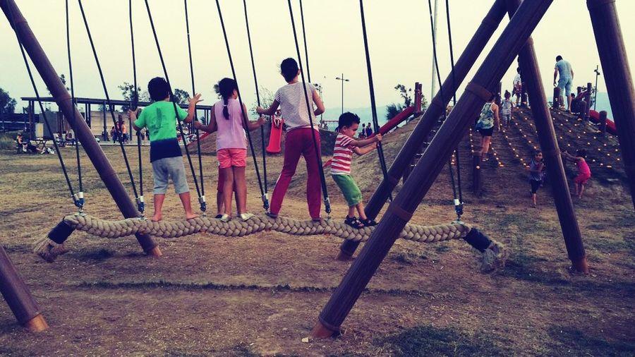 Çocuklar ve oyunlar First Eyeem Photo