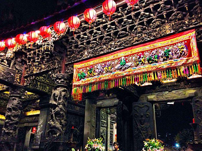 石雕、木雕、銅雕 - 鬼斧神工 Temples Chinese Art Sculpture