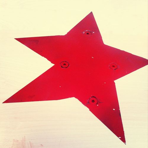 star Red La Mesa Baked Goods espresso Red star