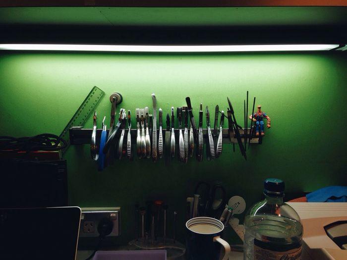 Work Station Tools