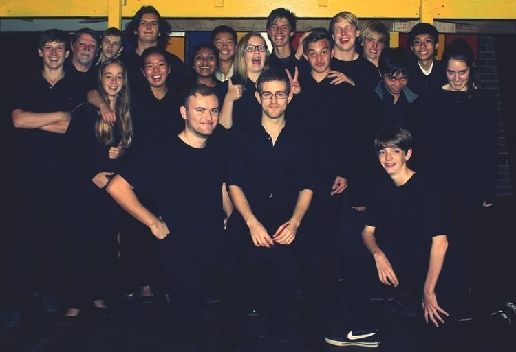 My musical family for the last 4 months. Such a great bunch!
