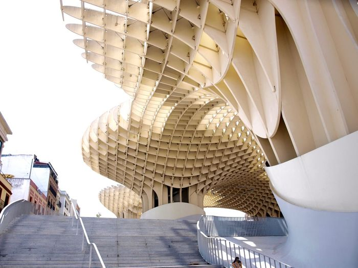 Architecture Basket Built Structure Close-up Day No People Outdoors Sky Travel Destinations