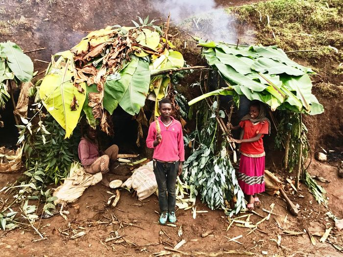 Ethiopia Two People Child Childhood Standing Girls Children Only People Day Full Length Boys Healthy Eating Outdoors Togetherness Nature Freshness Adult Ethiopia Africa Ethiopian Photography Ethiopian Photography 🇪🇹
