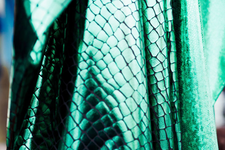 Backgrounds Barrier Boundary Close-up Day Fence Full Frame Green Color Metal Nature No People Outdoors Pattern Protection Safety Security Selective Focus Textile Turquoise Colored Wire Mesh