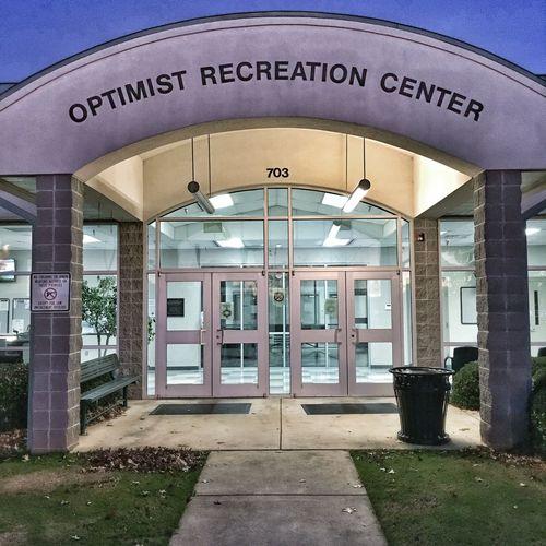 Optimist Recreation Center. RecreationCenter