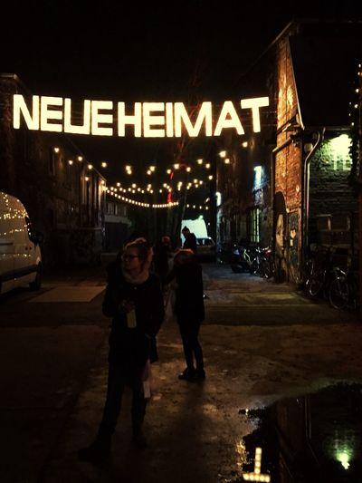 Holy Heimat Christmas Market
