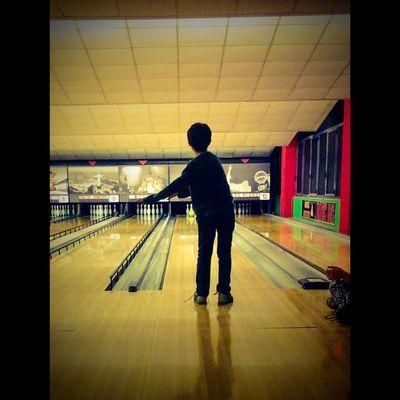 Bowling Sasha  Wednesday Evening
