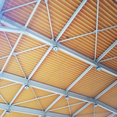 Gym ceiling Gym Ceiling Ceiling 体育館の天井 体育館 Backgrounds Full Frame Aerial View Pattern Roof Protection