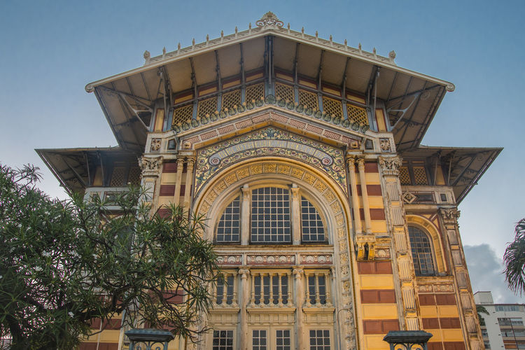 Bibliothèque Schœlcher Library Architecture Building Building Exterior Built Structure Caribbean Colonial Architecture French Island No People Schoelcher Tipical Treasure From The Past