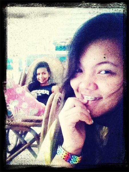 Quality Time With My Friend Kristel Labay ! First Eyeem Photo