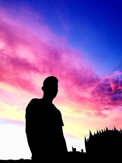 Arte en el cielo