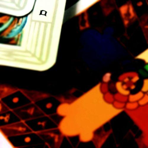 Tarotdeck Crowley Thoth Tarot
