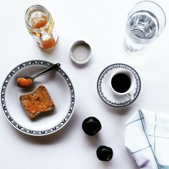 Time For Breakfast  EyeEm Best Shots Mealtime Colors Morning EyeEm Food Breakfast Cooking Creative