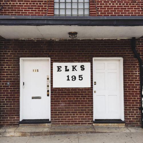Elks 195.