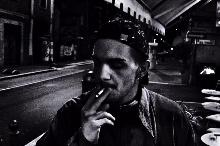 Daniel Portrait Streetphotography Blackandwhite Friend Real People Outdoors City