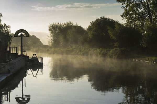 Mist morning on the River Frome, Wareham, Dorset, UK Nature River Frome Beauty In Nature Day Early Morning Mist Misty Morning No People Outdoors Reflections River Tranquil Scene Tranquillity Trees And Nature Water Water Reflection