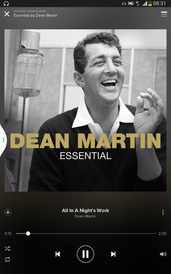 Listening To Music Going To Work Relaxing Dean Martin Take me to work Dean :)