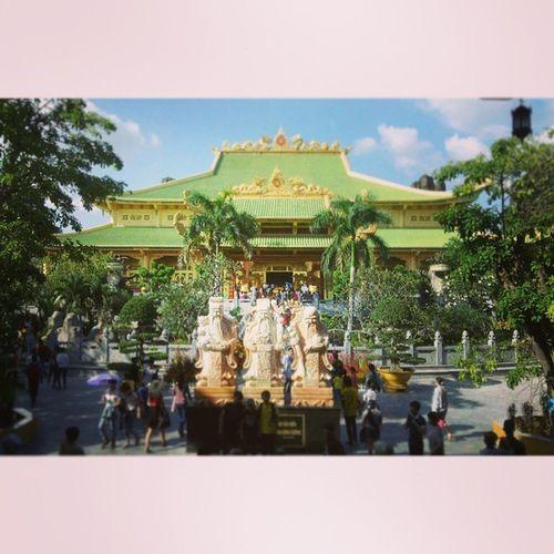 Phuocloctho Dainamwoderland Dainam Goldpagoda binhduong vietnamese vietnam