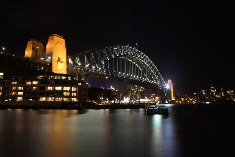 Sydney Harbour Bridge First Eyeem Photo