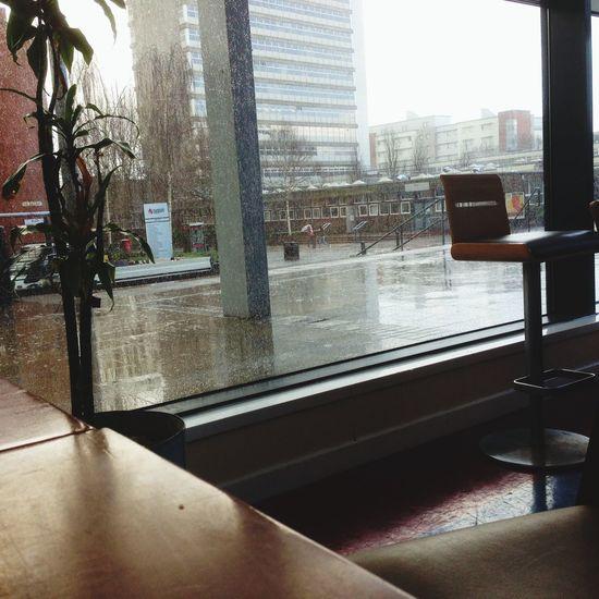 Leicester Dmu Raining Again wow !