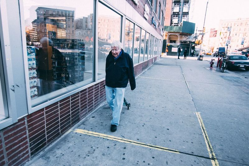 Struggle Emotion On The Move New York Streetphotography Perspective VSCO Candid