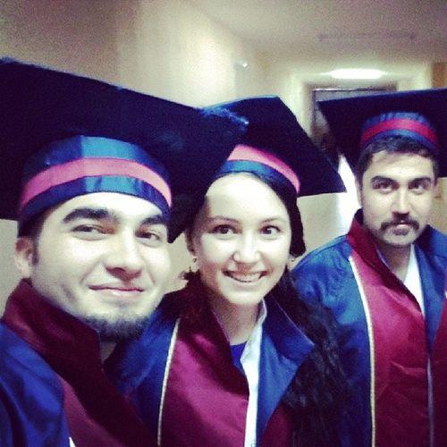 Mezuniyet 2014 Cumhuriyetuniversitesi Dişhekfak mezunmuşuzgibiçekpanpa