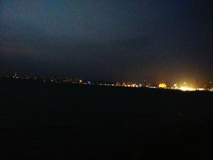 mumbai visit Seaatmumbai Mumbai Churchgate Marinedrive Evening Evening Light MyLove❤ Showcase: December Popular Photos EyeEm Best Shots Motogclick Happy People 2weekpass Black