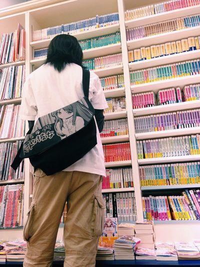 MangaManiacBookstoreJapan