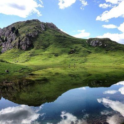 Clouds Sky Iphonography Alps Lifeisbeautiful Dolomites Dreamcometrue LifeLessOrdinary Meshpics Meshpicks Webstapics Alpinelake Valparola Tiportalontano