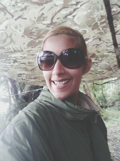 Love camping LochLomond Poncho Sunglasses Camouflage