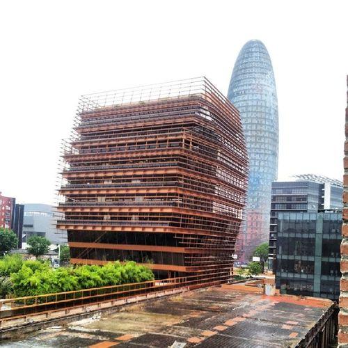 Bcn Tour -barcelona Barcelonainspira Barcelona instadaily poblenou torreagbar