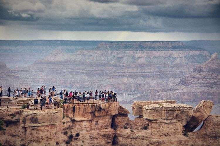 Amazing View Travel Destinations Travel Photography Amazing View Famous Place Grand Canyon Colorado USA America Arid Climate Sky Rocky Mountains Rock Formation Geology Canyon