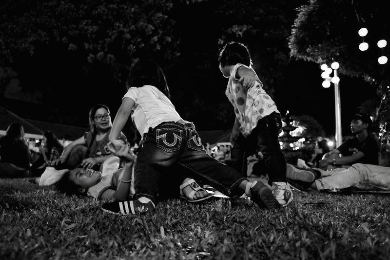 ManilaStreetPhotography EyeEm Best Shots - The StreetsTogetherness Lifestyles Fun EyeEmNewHere EyeEmBestPics The Week On EyeEm EyeEm Selects EyeEm Best Shots - Black + White Eyeemmarket Eyemphotography FamilyTime Bonding Moments Happiness FamilyLove