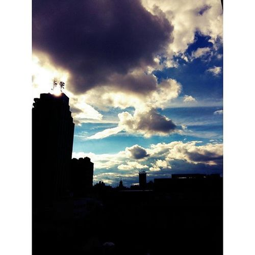 Summer storm City View Sky Instapic Photooftheday Córdoba Beauty Clouds Cloudscape Clouds_of_our_world