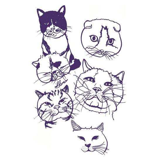 Long time no doodle😏Hong Kong Drawing Sketchbook Sketch Sketches Cats Cat Catlovers Catoftheday Art Doodle Doodles Animal Animals Artist Arts Eyes Lookatyou Love Favorite Illustration Illustrator Hello Happy Eyemart