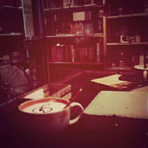 Coffee Books Saturdaynight Kusacloset